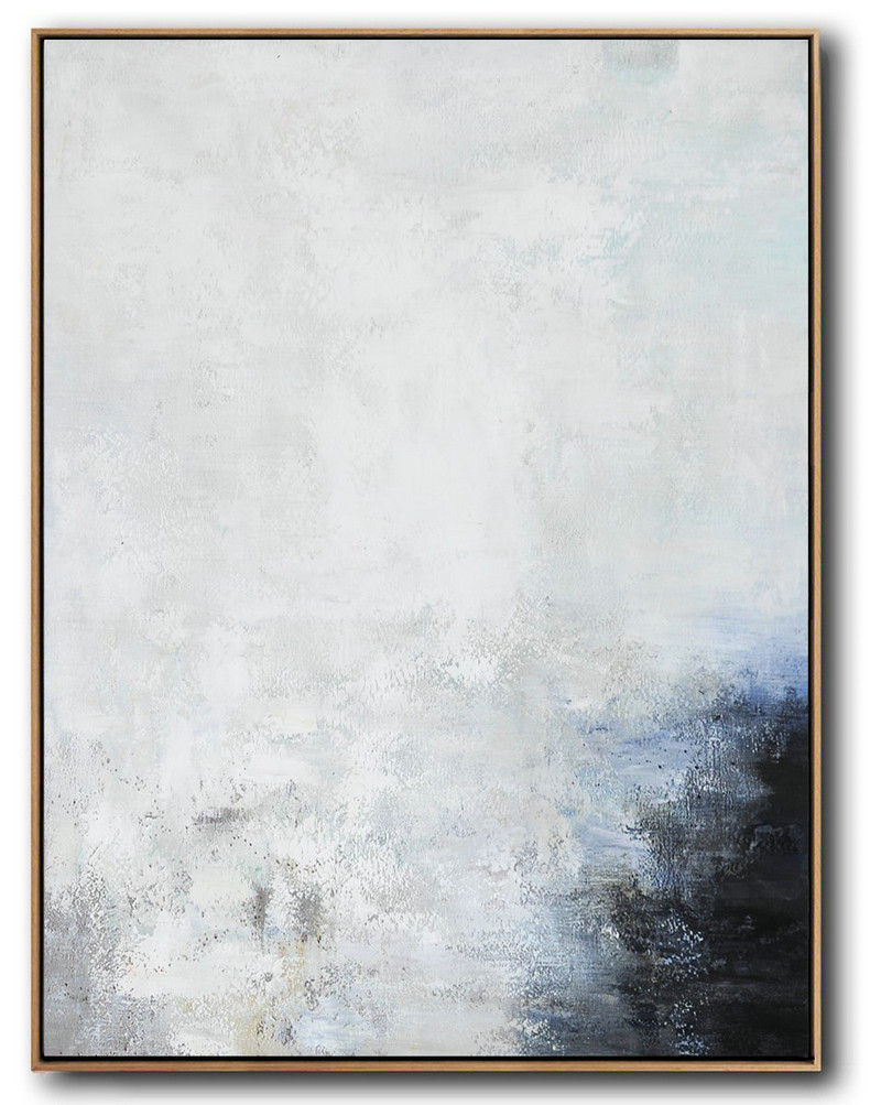 Vertical vertical abstract art on canvasabstract painting on canvas